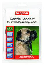 Beaphar Gentle Leader Head Collar Harness SMALL MEDIUM LARGE Stops Pulling
