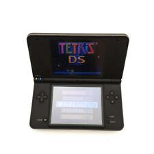 Black Refurbished Nintendo DSi XL NDSI XL Handheld Console System + Charger