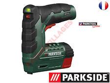 PARKSIDE® Agrafeuse sans fil 4V