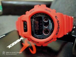 original g-Shock DW-6900 custom