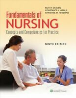 Fundamentals of Nursing : Concepts and Competencies for Practice, Hardcover b...