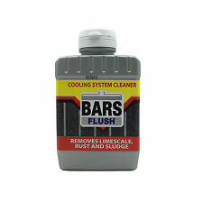 Bars FLUSH Car Radiator Rad Cooling System Cleaner Rust Limescale Remover 100g