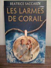 Les larmes de corail - Béatrice Saccardi - Plon Jeunesse
