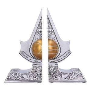 Assassin's Creed Buchstützen Apple of Eden Replik Edenapfel Statue Figur DVD Reg