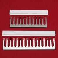 DeckerkammSet 9.0mm - 2x Deckerkamm mit Kappe für Strickmaschinen transfer combs