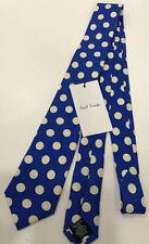 Cravates, nœuds papillon et foulards bleus pour homme en 100% soie