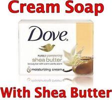 DOVE MOISTURIZING BEAUTY CREAM SOAP BAR Shea Butter
