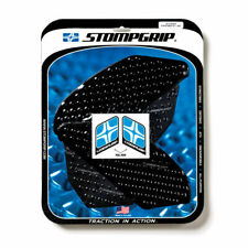 STOMP GRIP Traction Pad Tank Kit YAMAHA YZF-R1 YZF-R1 2009-2014 (Black)