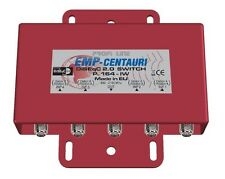 EMP-CENTAURI 4X1 DiSEqC SATELLITE LNB FTA MULTI SWITCH