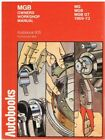 MG MGB MK2 GT COUPE & ROADSTER ( 1969 - 1973 ) OWNERS WORKSHOP MANUAL