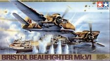 BRISTOL BEAUFIGHTER Mk.VI TAMIYA 1/48 PLASTIC KIT