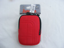 Hama Compact Camera Case Bag Woven Style 50c Red X000F7U8ZD