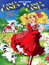 Candy Candy Box Collection (3 DVD) - ITALIANO ORIGINALE SIGILLATO -