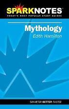 Spark Notes Edith Hamilton's Mythology-ExLibrary