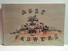 Just Flowers by Lesley Turpin-Delport (1994, Paperback, Reprint)