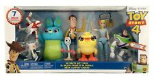 Disney Pixar Toy Story 4 Gift Pack   7 Poseable Figures (Toy323)