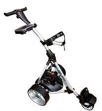 Carro  eléctrico de golf  Pro Kaddy Digital con Batería Litio de 18amp