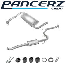 Mazda 323 Auspuff P 1.3i 16V Endschalldämpfer