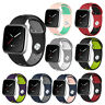For Fitbit Versa / Lite Band Replacement Silicone Watch Strap Sports Wristband