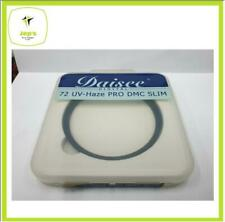 Daisee UV Haze Pro DMC Slim Lens Filter 72mm Brand New Jeptall