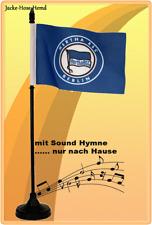 RARITÄT!Fahne HA HO HE Hertha BSC ca.75 x 55 cm     Fussball
