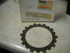 NOS OEM Yamaha Clutch Friction Plate 1982 YZ125J Competition 5X4-16321-00