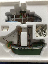 Department 56 New England Village The Emily Louise #56581 Retired Set Of 2