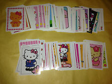 Incomplete set of Hello Kitty B Cool Stickers Panini Party Bag 168 Stickers