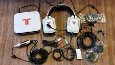 TRITTON AX 720 DOLBY 7.1 SURROUND SOUND XBOX 360 PS3? WITH ALL CABLES ADAPTERS