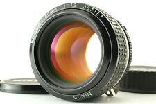 Nuovo di zecca Nikon Nikkor Ai-S Ais 50mm F/1.2 obiettivo standard Prime MF DAL GIAPPONE #N716