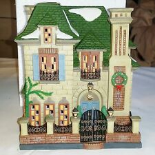 DEPT 56 GARDENGATE HOUSE  Christmas in the City - GREAT CONDITION 58915
