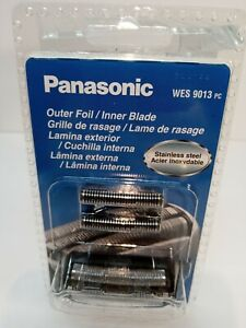 Panasonic WES9013PC Electric Razor Replacement Inner Blade and Outer Foil Set