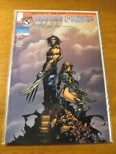 WOLVERINE/WITCHBLADE #1 Devil's Reign Ch. 5 **SIGNED BY MICHAEL TURNER!** COA