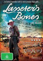 Lasseter's Bones (DVD) Central Australia - Luke Walker  NEW/SEALED
