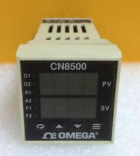 Omega CN8501RTD-DC1 1/16 DIN, Dual 4 Digit LED, Temperature Process Controller.