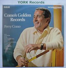PERRY COMO - Como's Golden Records - Excellent Con LP Record RCA INTS 1204