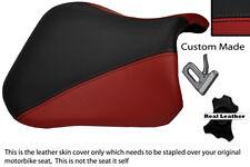 Borgoña & Negro 04 desde 05 Personalizados Para Suzuki Gsxr 600 750 K4 K5 delantera cubierta de asiento