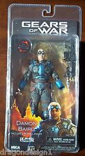 GEARS OF WAR JUDGMENT. DAMON BAIRD. 6-INCH ACTION FIGURE. INCLUDES RETRO LANCER