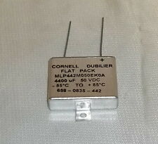 Cornell Dubilier MLP442M050EK0A Aluminum Electrolytic Capacitor