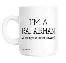 RAF Airman Funny Gift Mug shan310