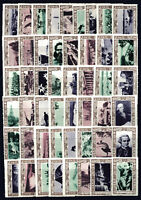 Australia 1938 150th Anniversary complete set (49) poster stamps MNH! READ below