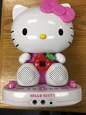 Hello Kitty Karaoke System Sing A Long Machine with Video Camera TF