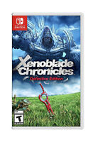 Xenoblade Chronicles Definitive Edition (Nintendo Switch, 2020)  Fast Shipping