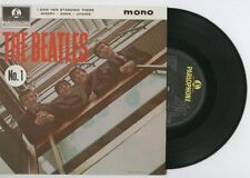 "The Beatles ""No. 1"" 7"" GEP 8883 Mono NM John Lennon Paul McCartney Flipback"