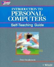 Wiley Self-Teaching Guides: Introduction to Personal Computers :...