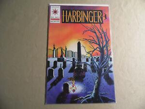 Harbinger #7 (Valiant 1992) Free Domestic Shipping