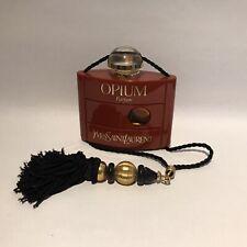 YSL Yves Saint Laurent OPIUM Parfum Extrait 7,5ml  Vintage