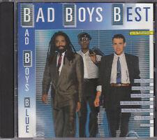 Bad Boys Blue - Bad Boys Best Super 12 Track German Synth-pop Orig. CD 1989 Rar!