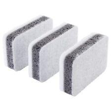 IKEA Brand New 3 Pack SVAMPIG Sponge Gray White New