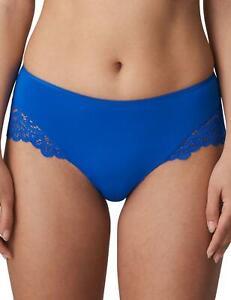 Prima Donna Twist First Night Hotpants Brief 0541882 Luxury Knickers Blue